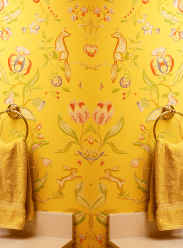 Fun Wallpaper by Thibaut