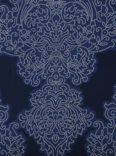 White Blue Wallpaper by Thibaut
