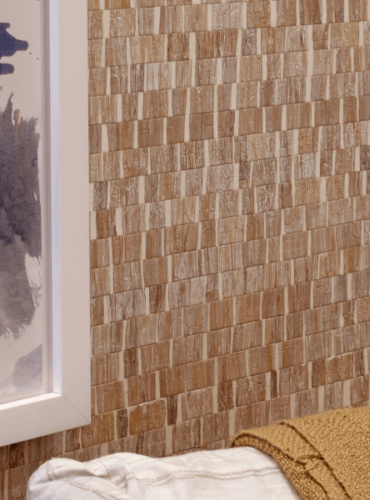 Natural Wood Wallcovering by THE ROMO