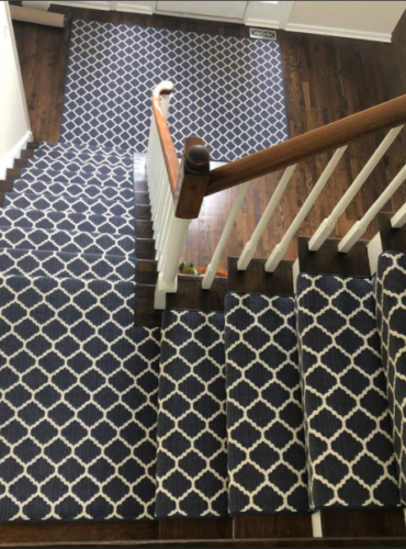 Stair Runner by  Masland Flooring