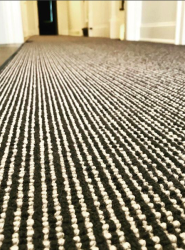 Custom Wool Runner Carpet from Stanton Carpet