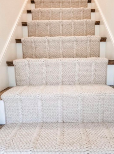 Wool Stair Runner from Stanton Carpet