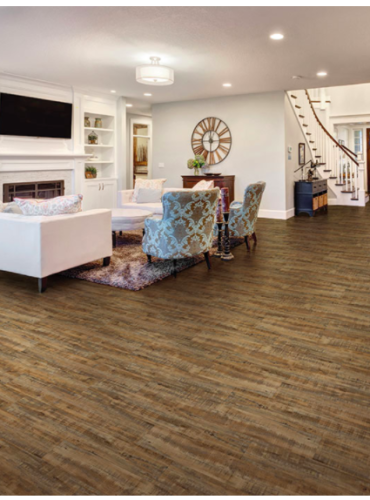 High End Masland Vinyl Plank waterproof flooring