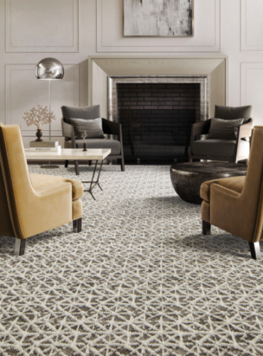 Stainmaster featured Carpet with contemporary pattern from  Phenix